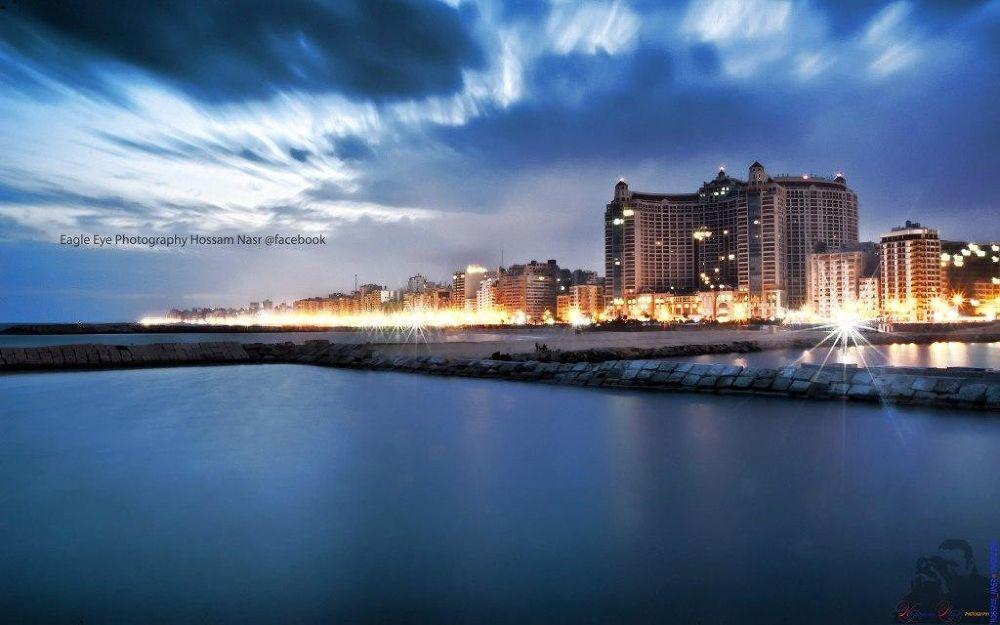 SanSteafano,Alexandria,Egypt by EagleAyephotographyHossamNasr