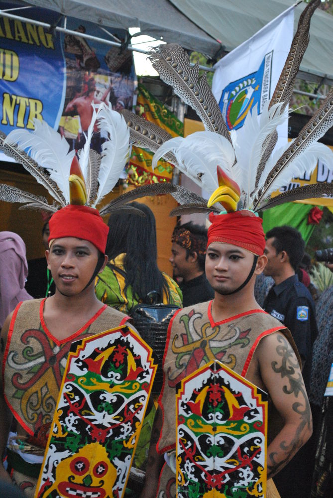 JPI (Jambore Pemuda Indonesia) from Central Kalimantan by ruslin_ulin