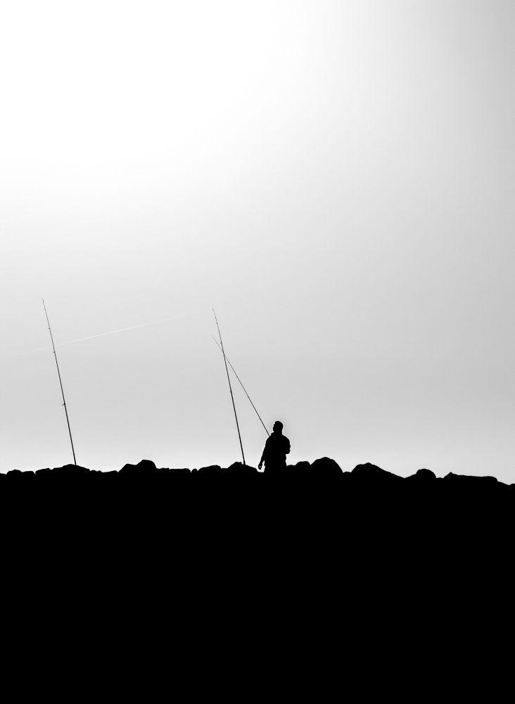 Il pescatore by DanieleFusco
