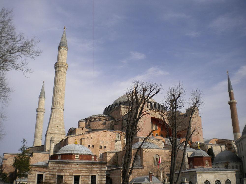 Agia Sophia, Konstaninoupolis by GeorgiaKom