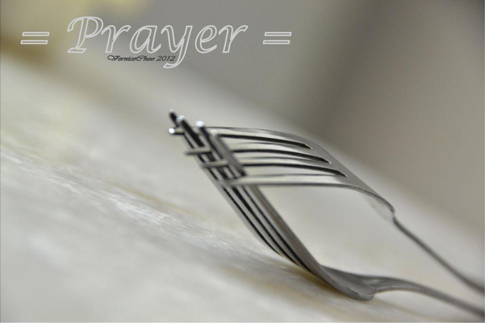 Prayer by VerniceChoo