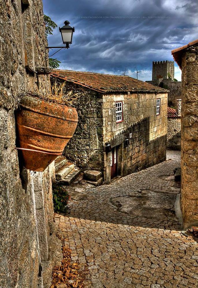 Photo in HDRI #guarda #sabugal #sortelha #aldeia #portugal #história #granito #aldeia histórica #canon #sigma #hdr