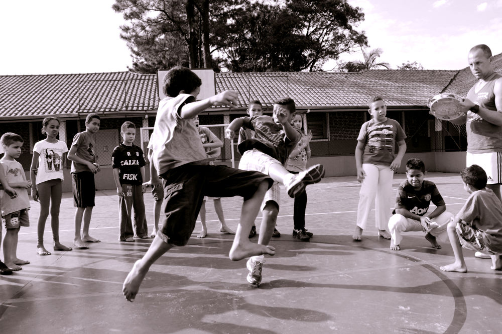 capoeira by Robson