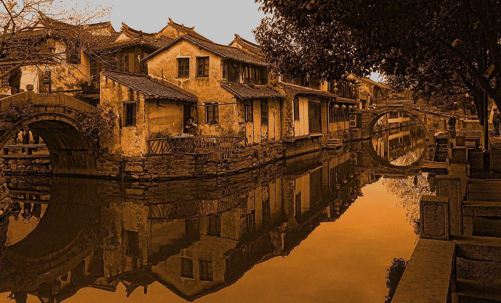 shanghai by heitzchristian