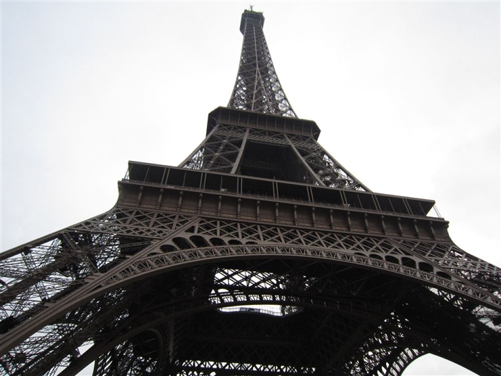 Photo in Random #paris #tour #eiffel