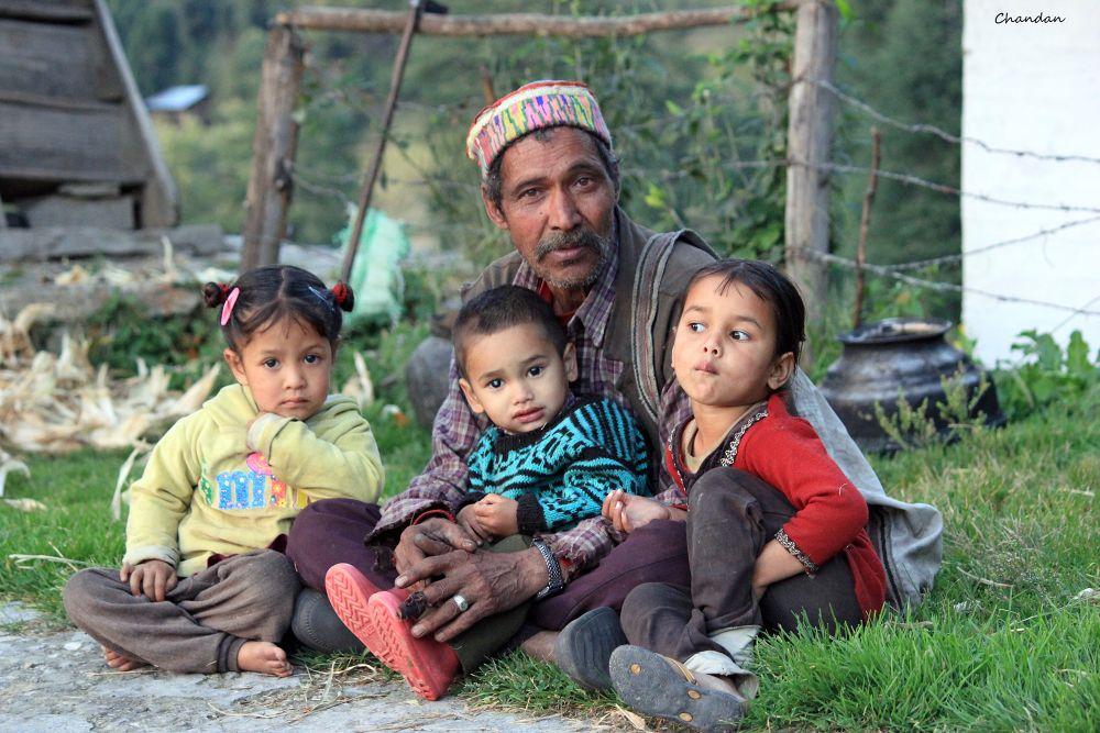 Family !! by chandanbhatia