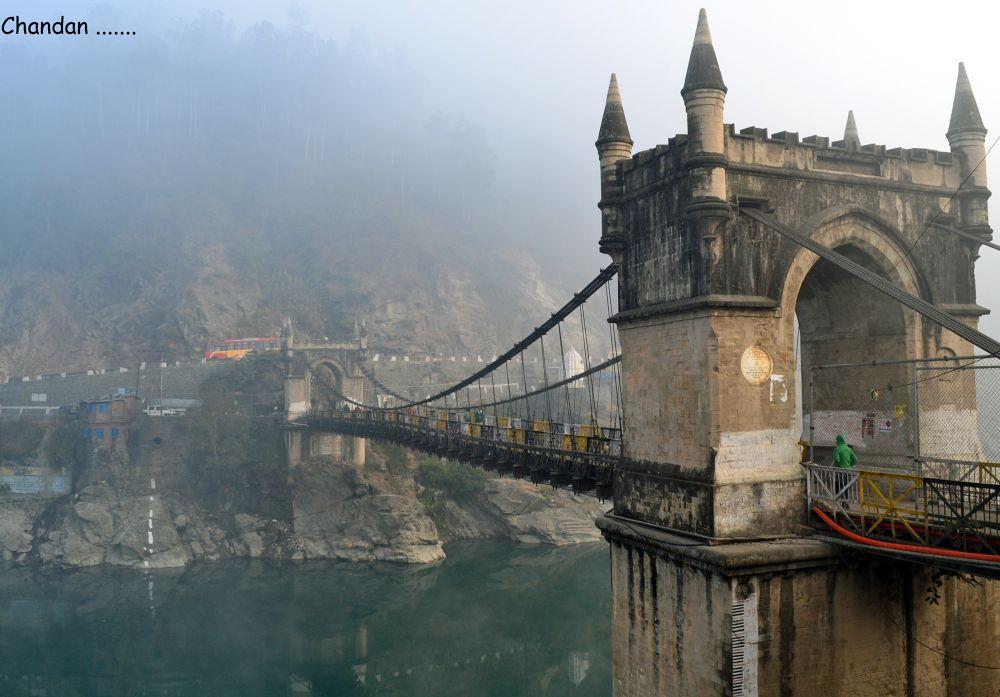 Victoria Bridge !! by chandanbhatia