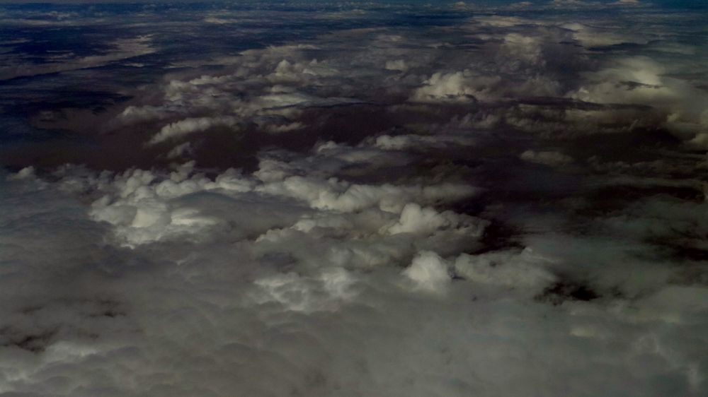 The Sky  by Anna mlitan
