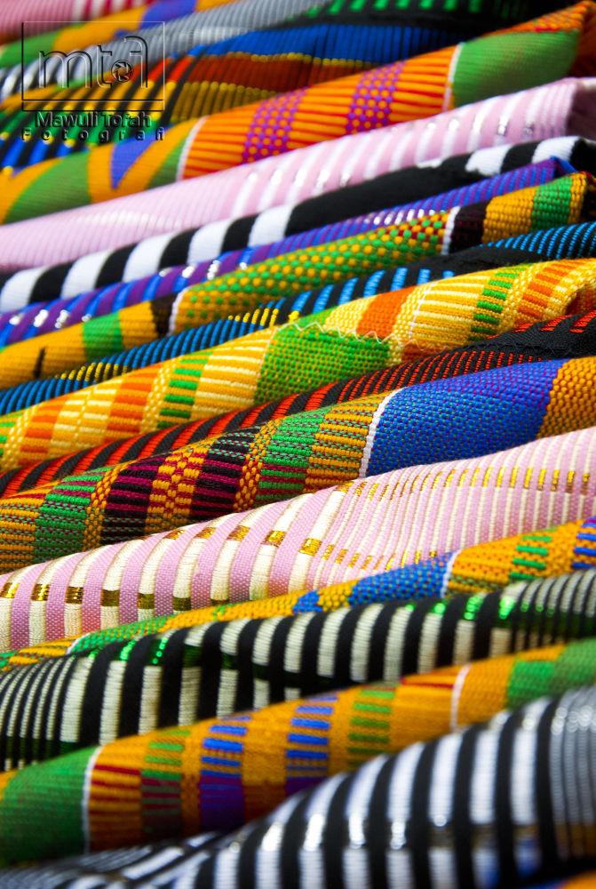 Kente Patterns by mawulitofah
