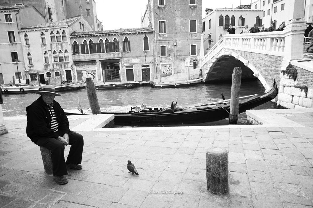 Photo in Random #gondolier #venezia #italy #venice #gondola
