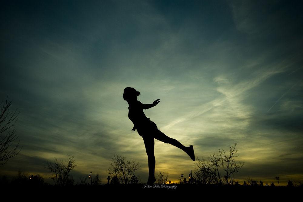 Fly high by Jo han Kim