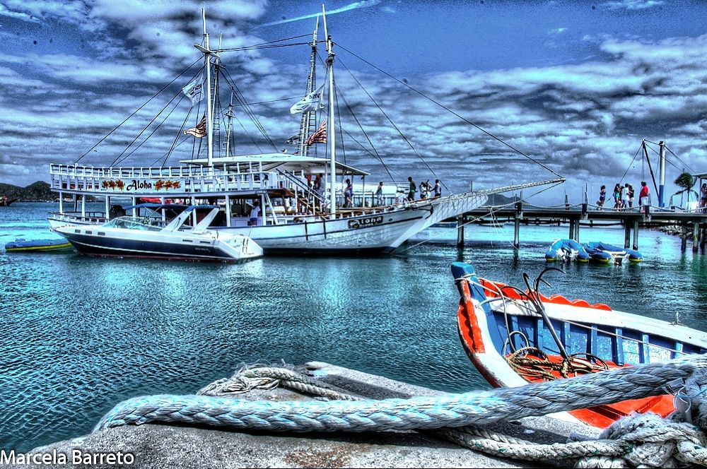 hdr barco by marcelabarreto737