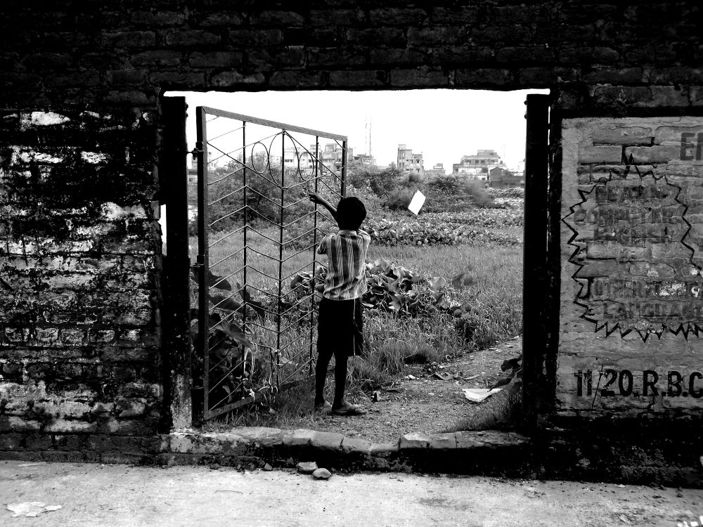 GATE by purbadrimukhopadhyay