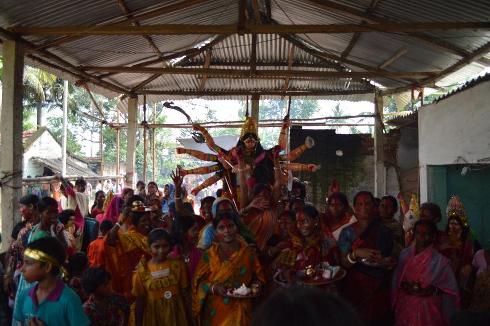 durga by purbadrimukhopadhyay