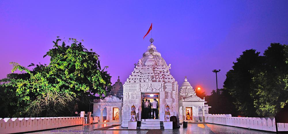 Shri jagannnath temple, New Delhi by deeptishukla549
