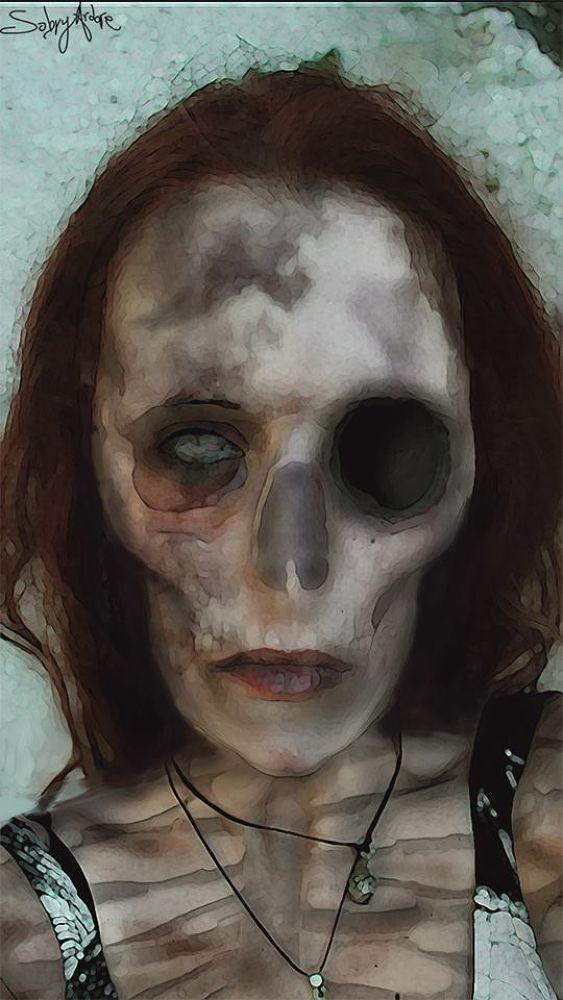 Me Zombie Version by Sabry Ardore