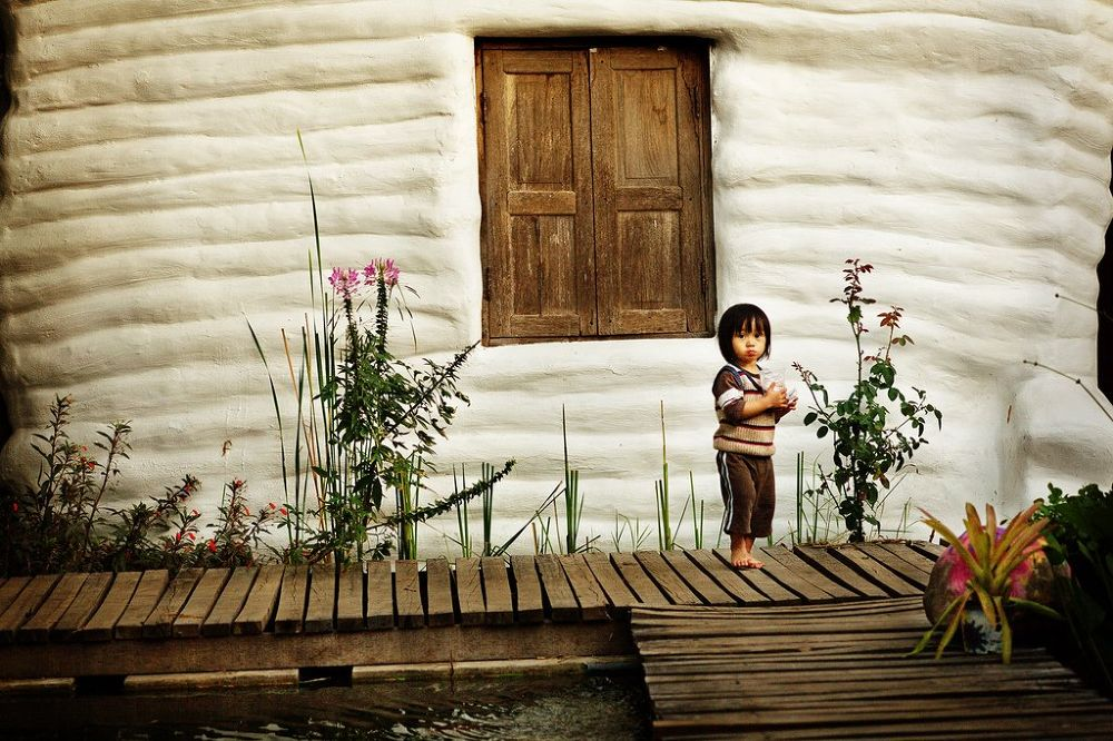 Tiny world by Mishel Breen