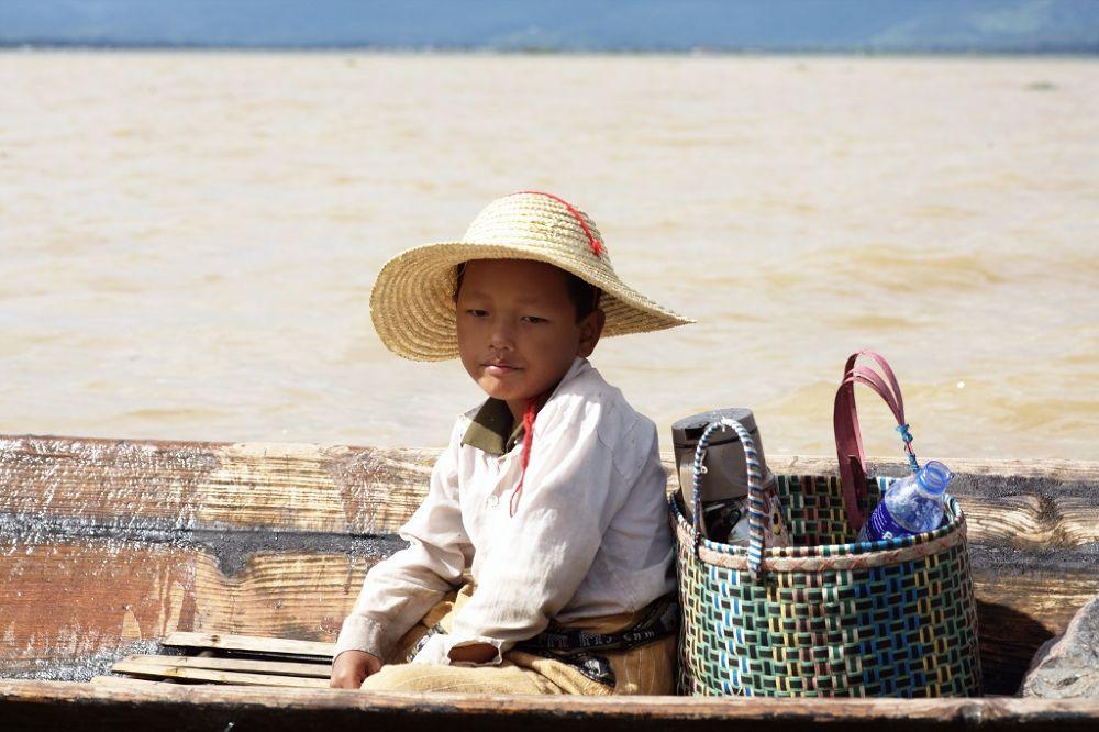 Fisherman son by Mishel Breen