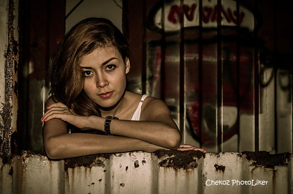 On The Window by Eko Chekoz