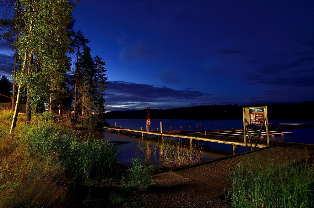 Lake #1 by miticx