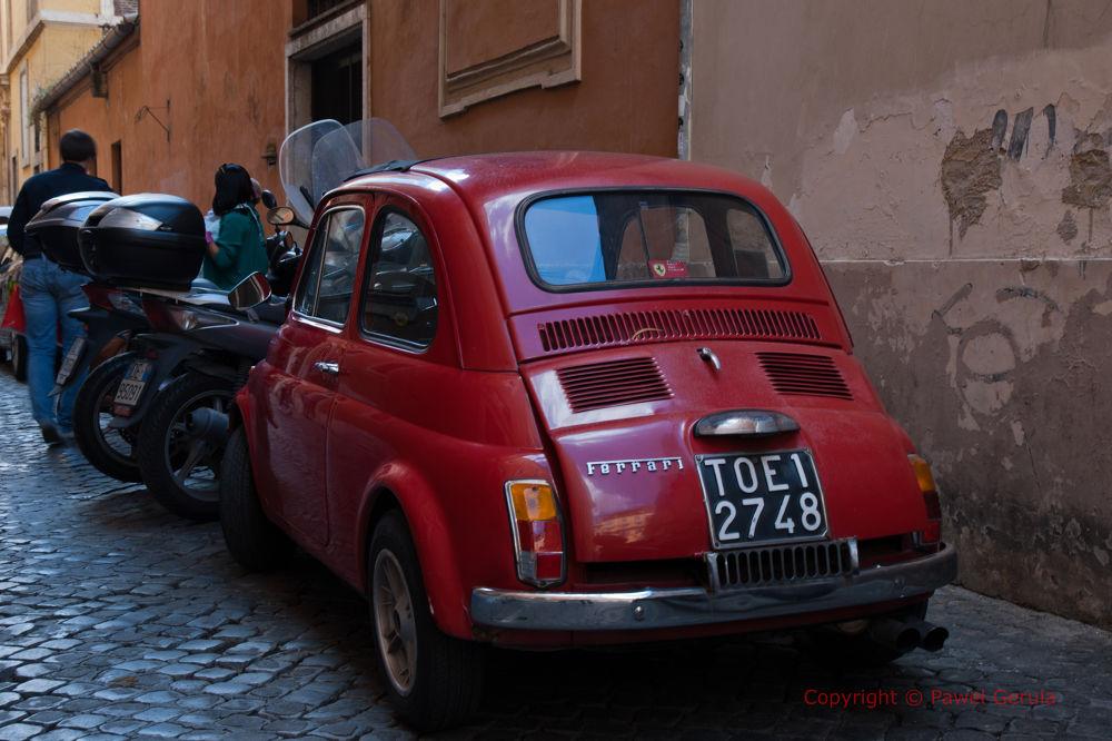 Ferrari :) by Pawel Gerula