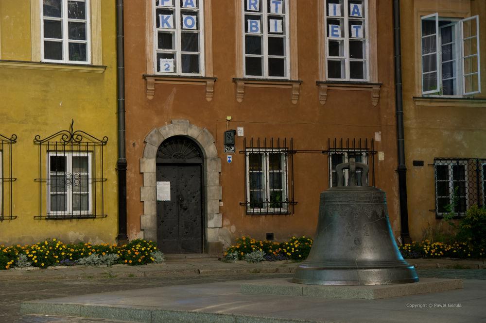 Kanonia in Warsaw by Pawel Gerula