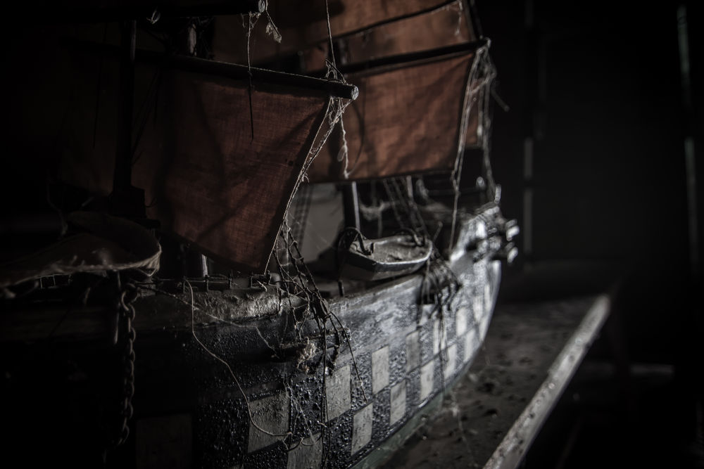 The Boat by anthonysuply