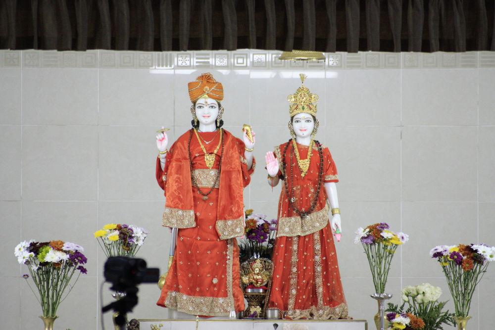 Lakshmi-Narayana by Swami Vimokshananda