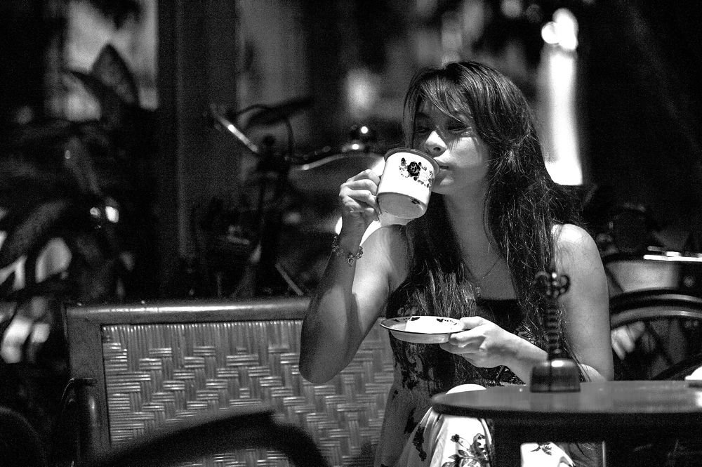 Coffee by vickylennon