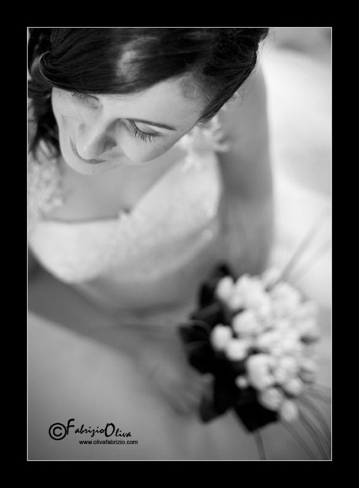 bride by FabrizioOlivaFotografo