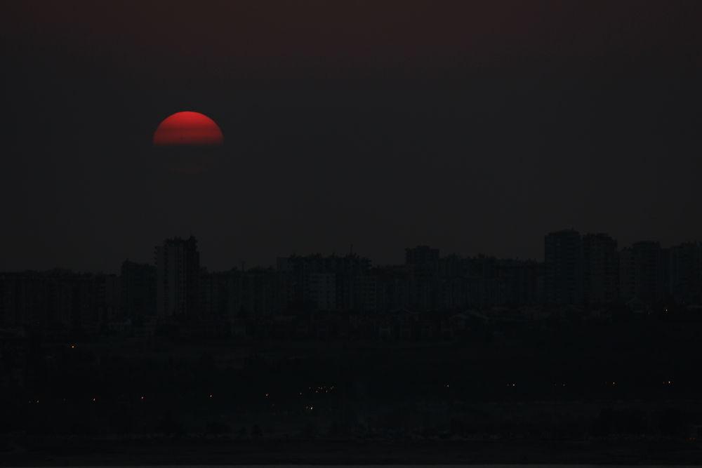 günbatımı by DEMETSINMAZ