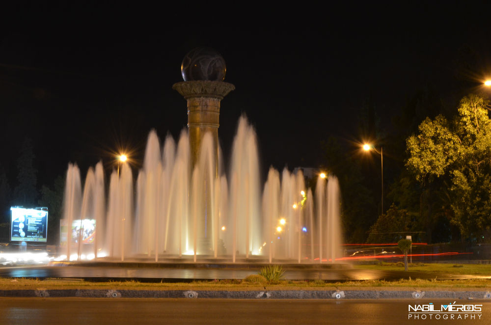 Fountain by Nabil MROZIYA