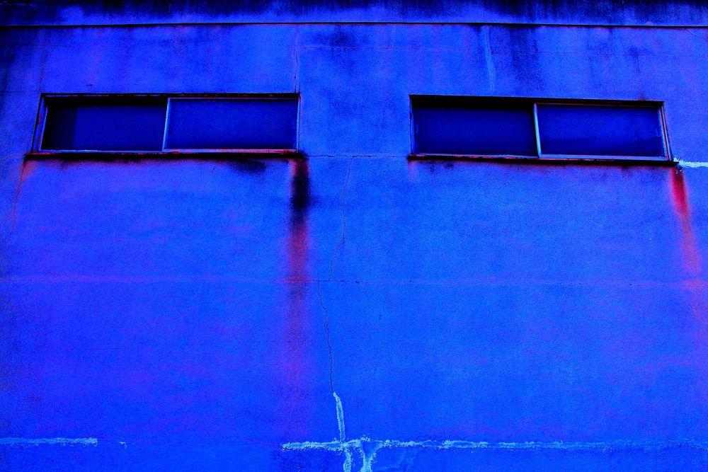 The window (Tear Version) by Manabu Moriwaki