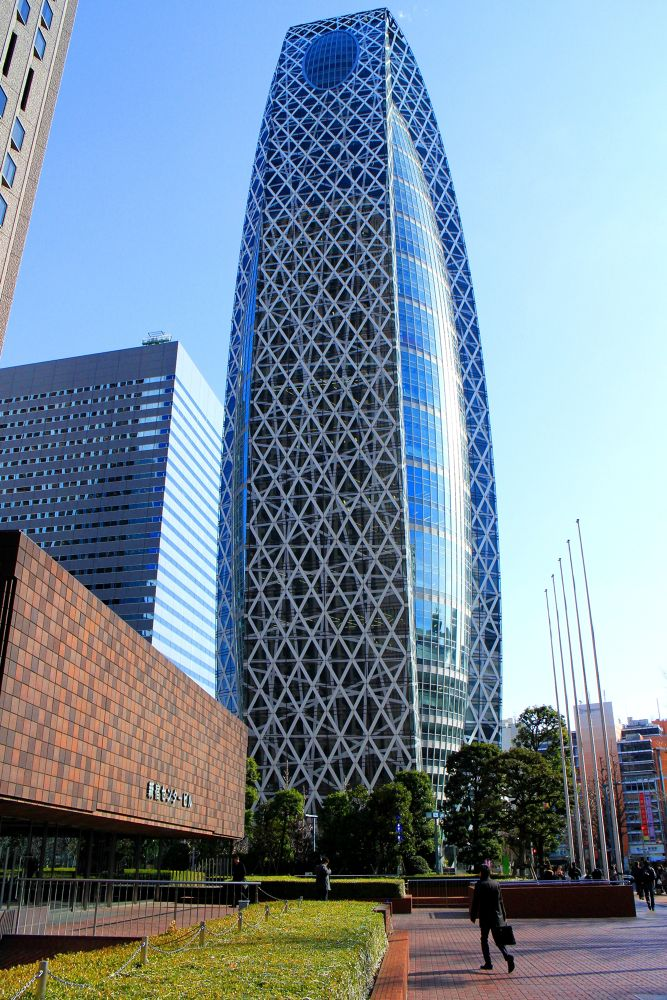 West Shinjuku #1 by Manabu Moriwaki