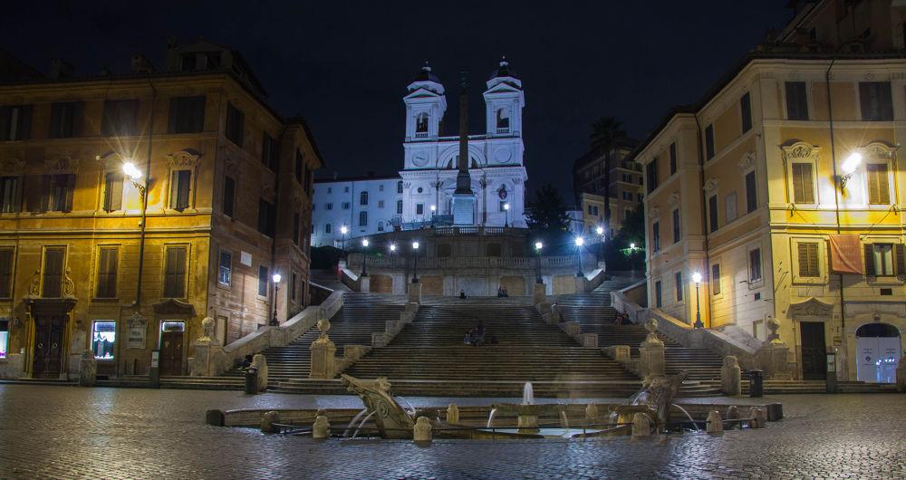 piazza di spagna by marcosulli