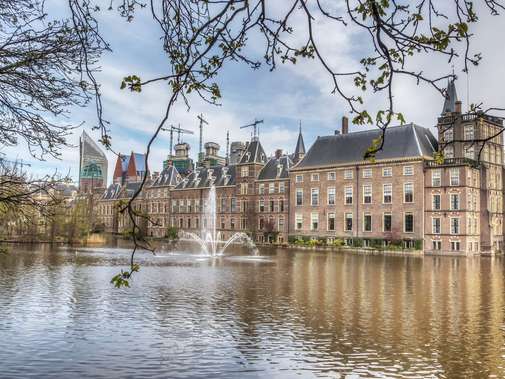 Dutch parliament by antonioarena547
