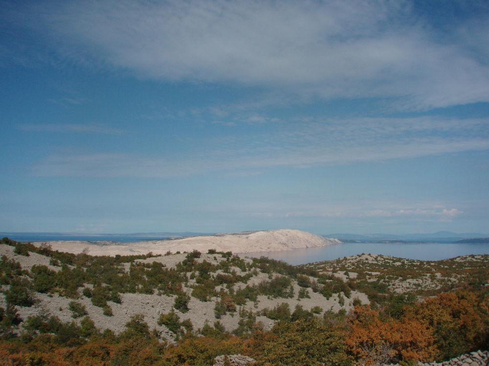 slikano sa vrha Velebita 1630  m visine.. by jadrankarogicslogar