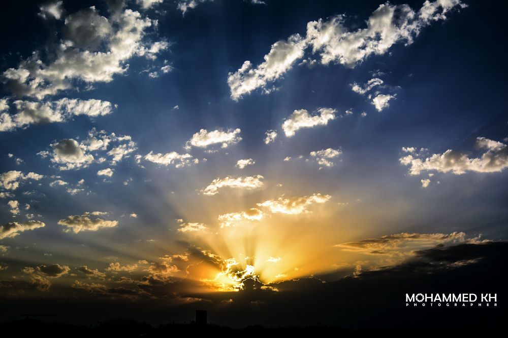 Sunset by MohammedKh