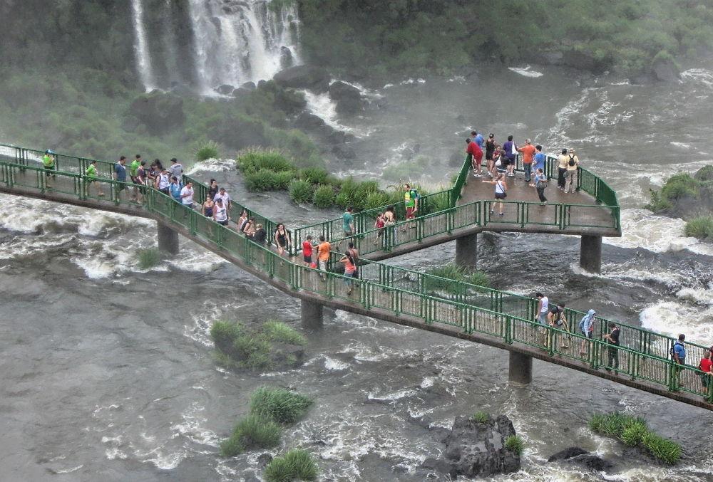 Iguazu Falls by Nestor