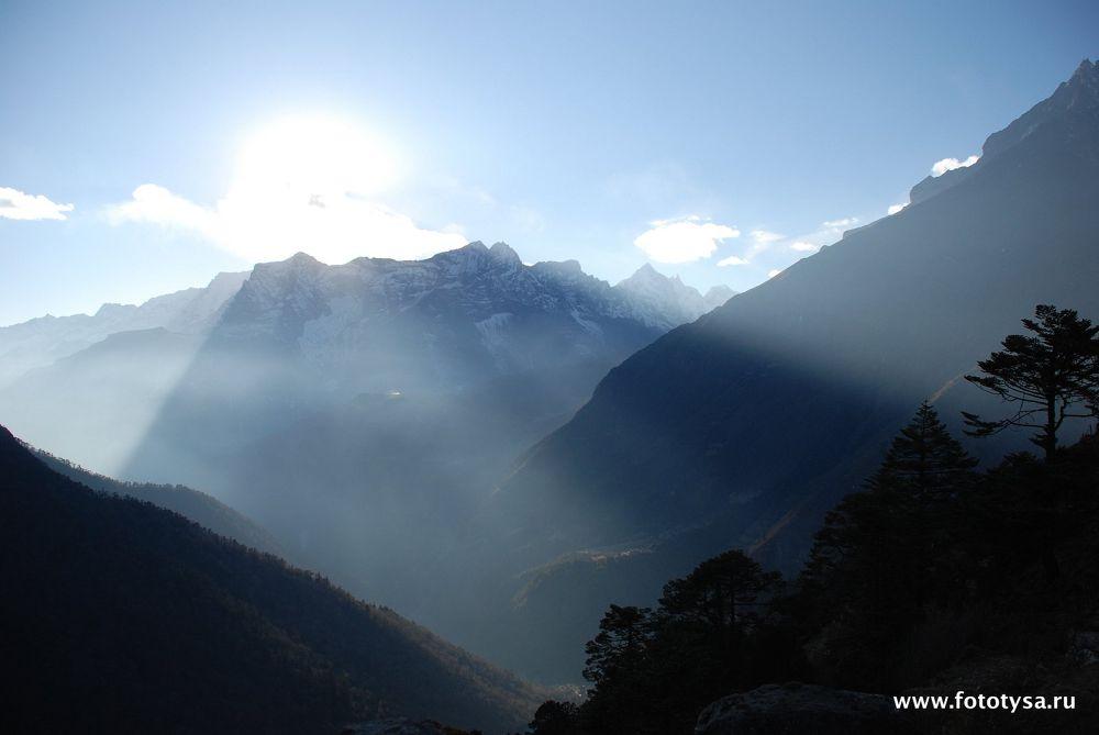 Himalayas by Sergey Tyrtyshnyy (fototysa)