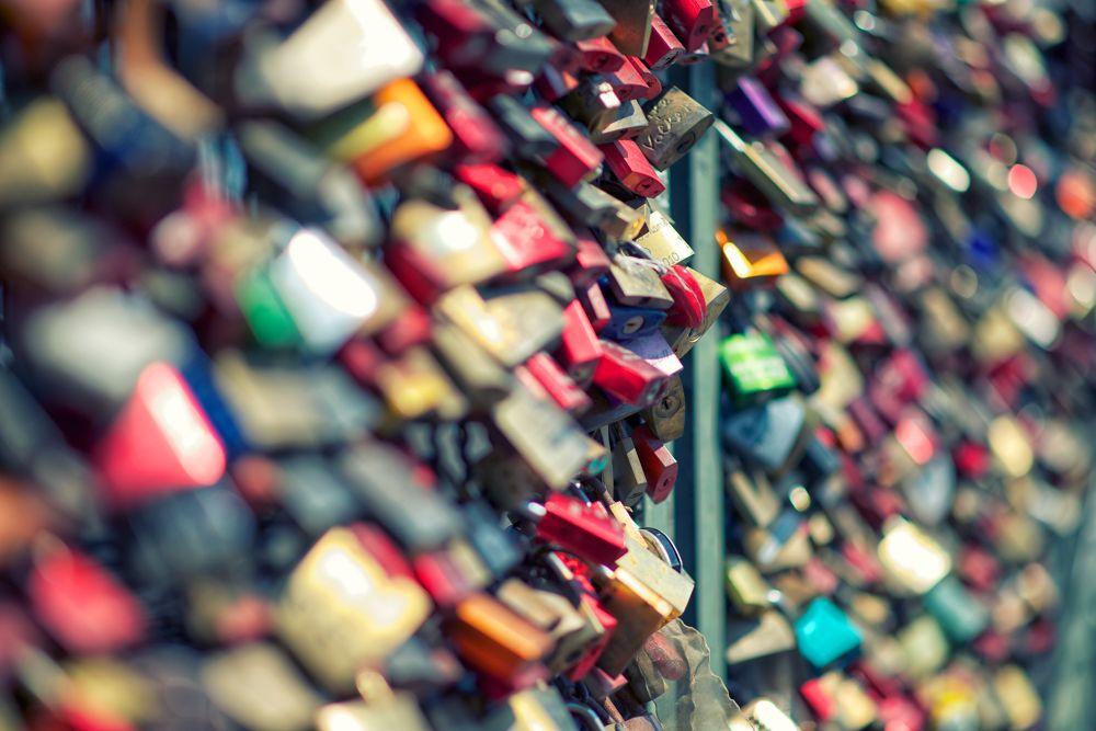 Locks by Joachim Lehmann