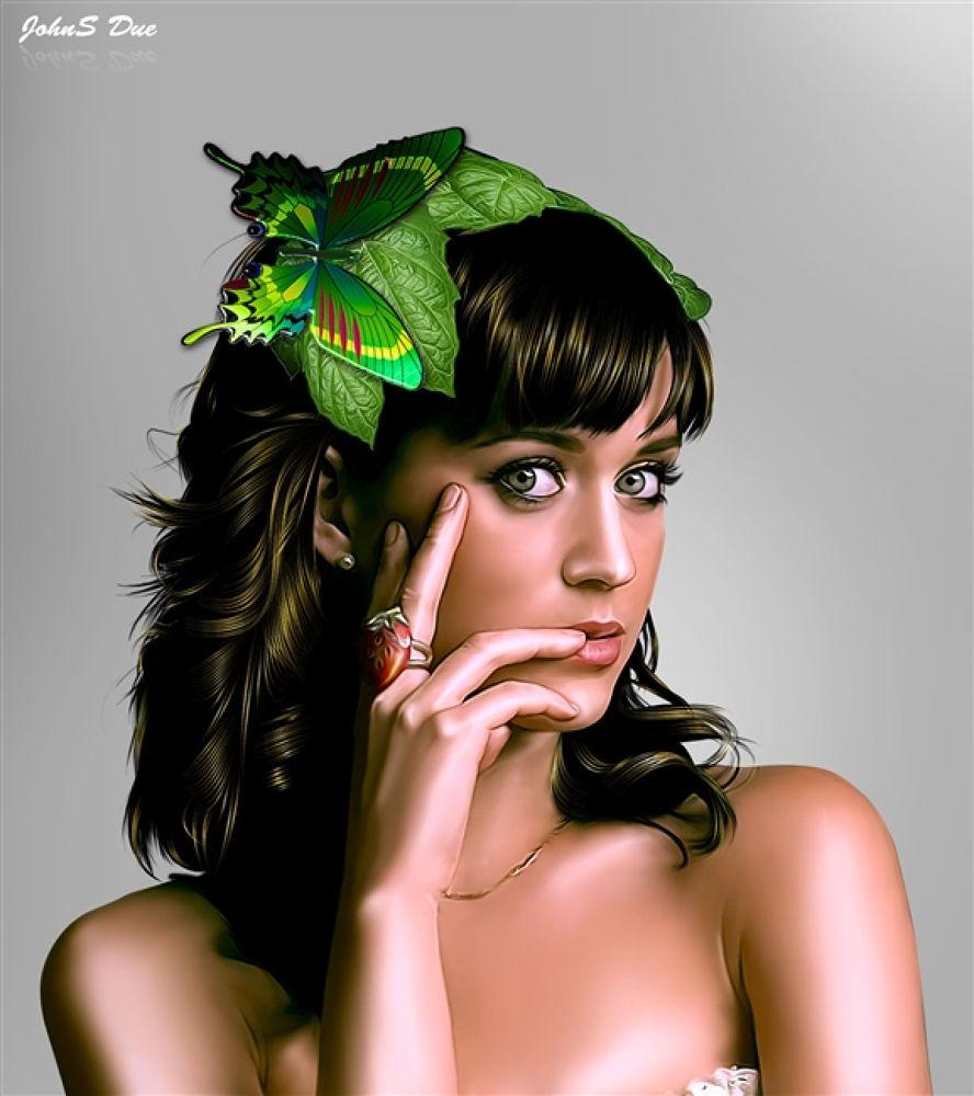 Katy-Perrys by johnsdue