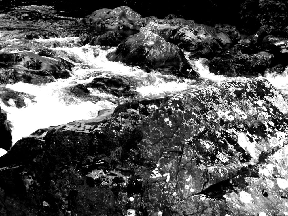 300 rapids in black and white by craiggriffiths1485