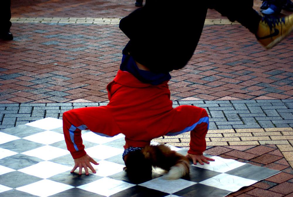 break dancer 5 by craiggriffiths1485