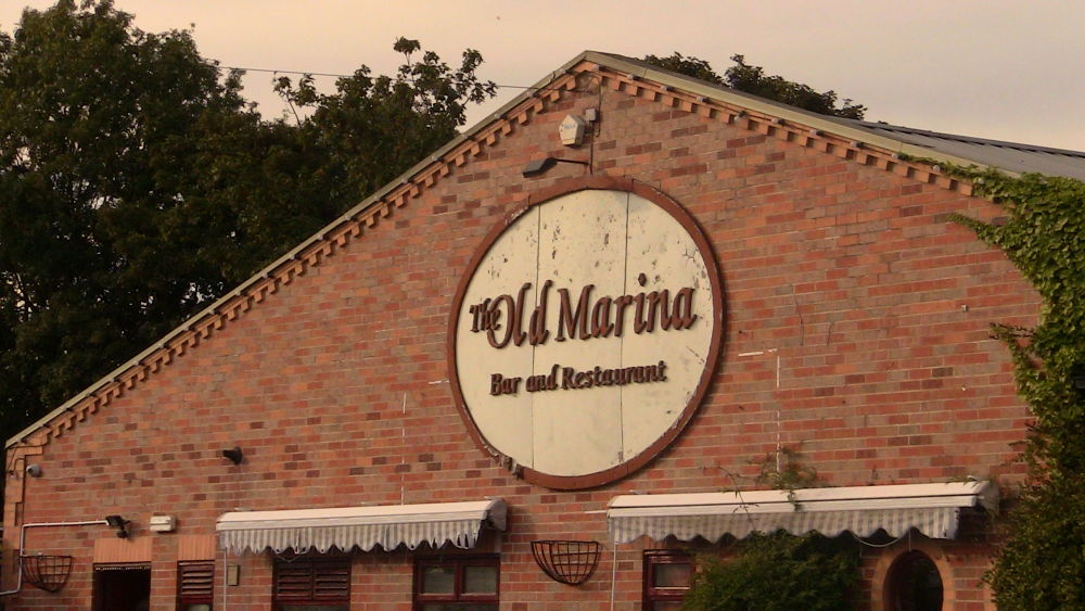 the old marina bar by craiggriffiths1485