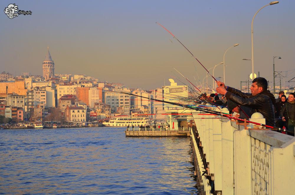 galata köprüsü by egeselek