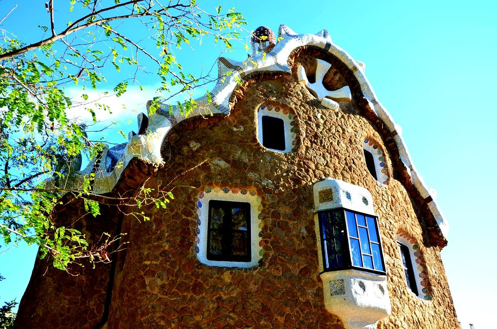 Park Guell Barcelona by FabinhoBMendes