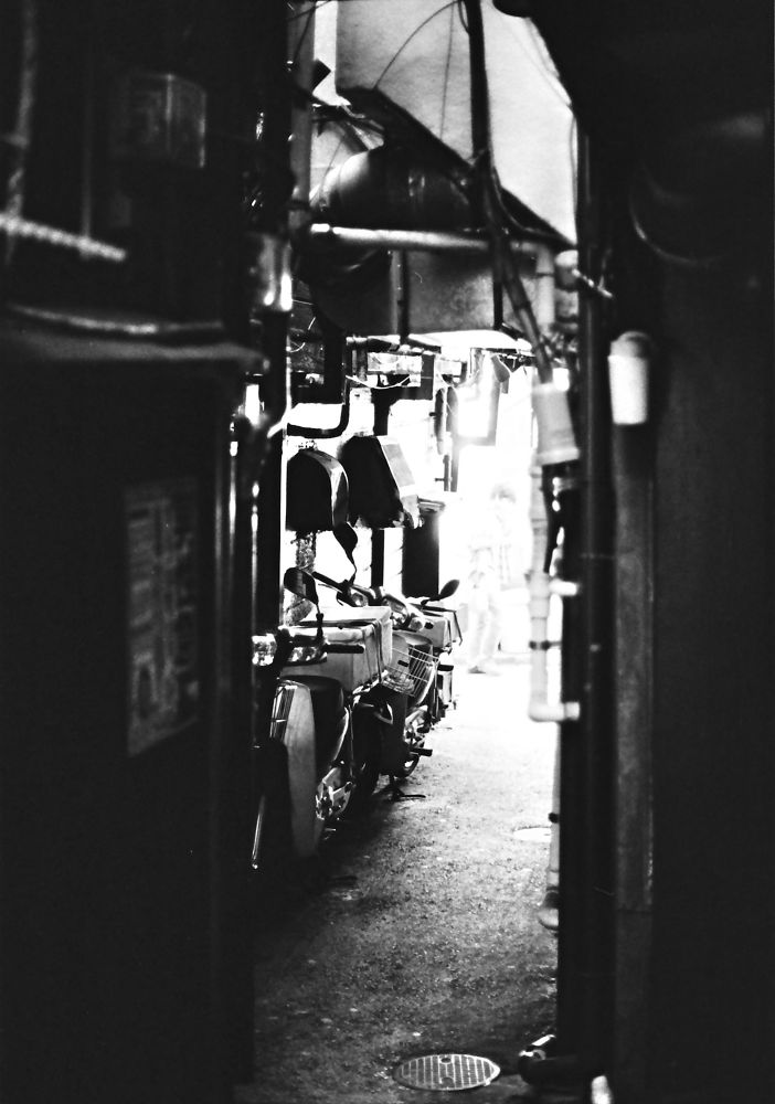 Small Backstreet by Sebastian Bojek