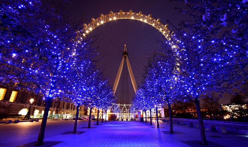 London Eye by Howard Ferrier