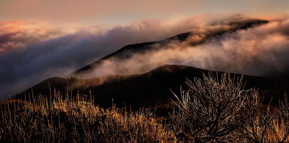 El Tiede in Tenerife by Ray Bilcliff